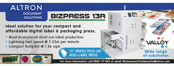 Bizpress 13R