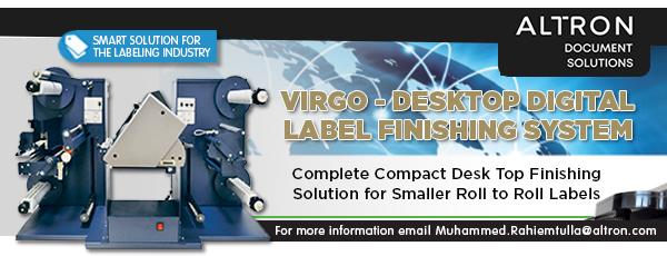 Virgo Label finisher