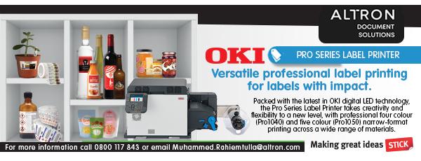 OKI Pro Label Printer