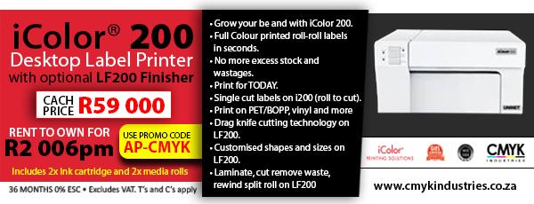 iColor200 Printer