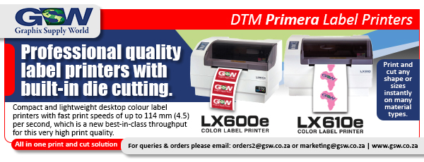 DTM Primera Label Printers