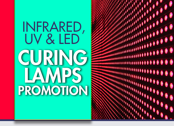 UV curing lamps discount