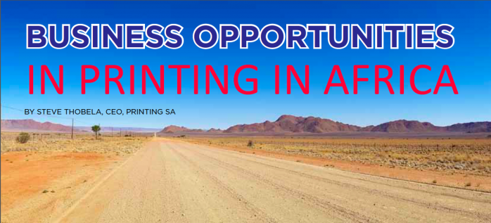 Business Opportunities In Printing In Africa - Africa Print