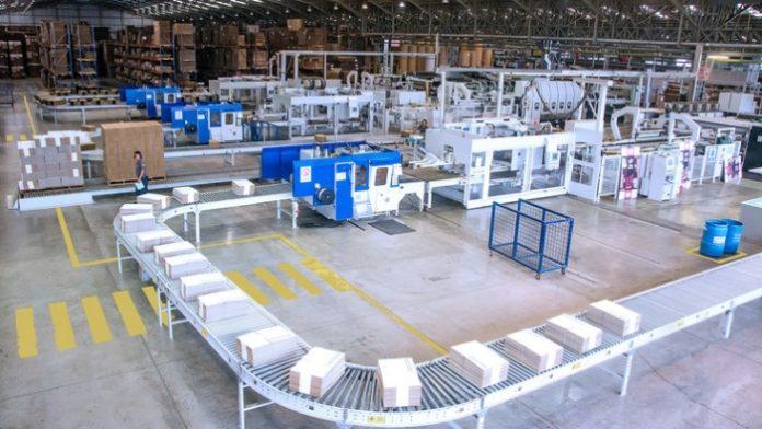 Papelera Nacional Anticipates Accelerated Production Following BOBST Order.