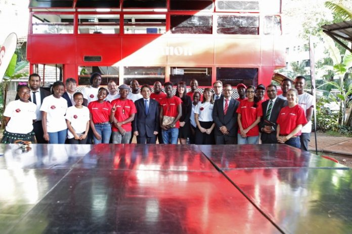 Africa News: Canon Sees Several Growth Opportunities In Kenya.