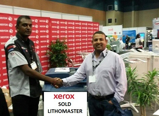 Lithomaster increases output with further Xerox investment.