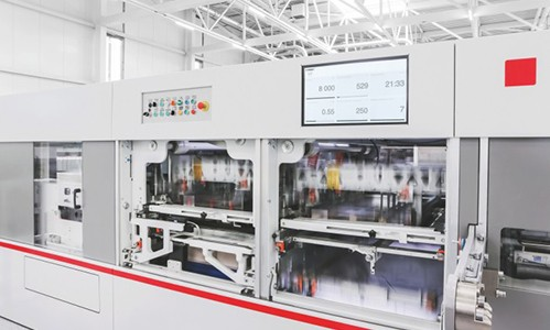 BOBST Showcasing Die Cutters Folder Gluers And More