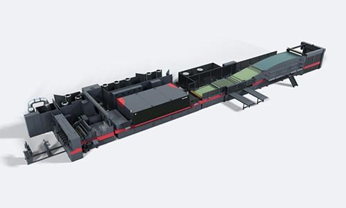 EFI installs two Nozomi C18000 presses.