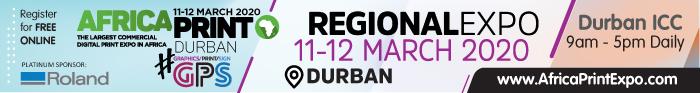 Africa Print Durban Expo 2020