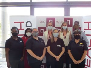 Health Squared Medical Scheme Hosts Free Wellness Day With Printing SA 2