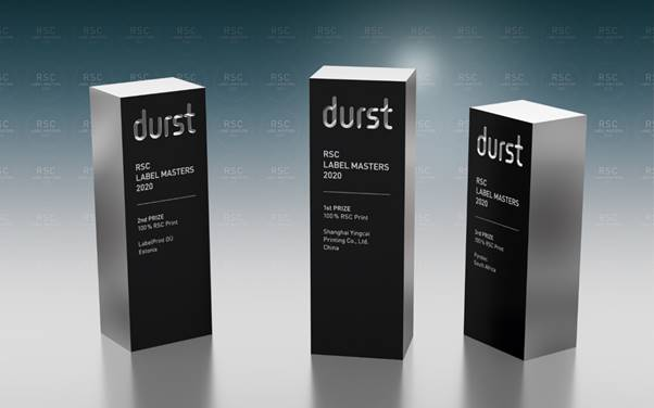 South African Company Pyrotec Wins Award In Durst Label Competition
