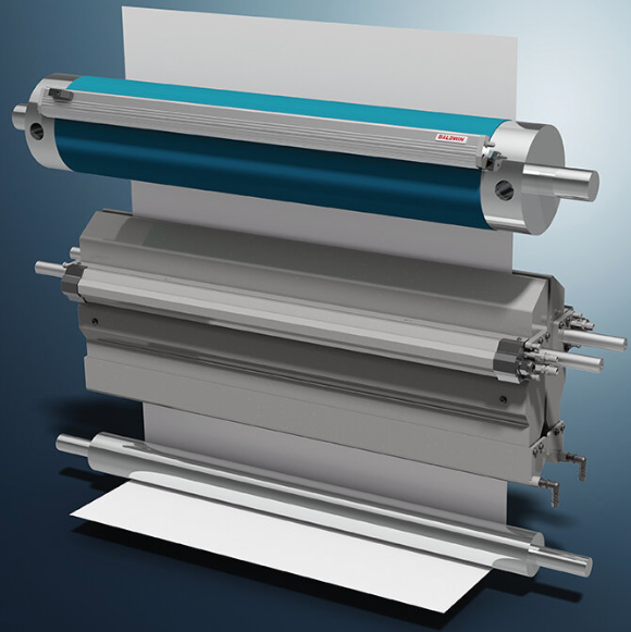 Baldwin Technology Announces Cleaning Technology For Coldset Offset Presses