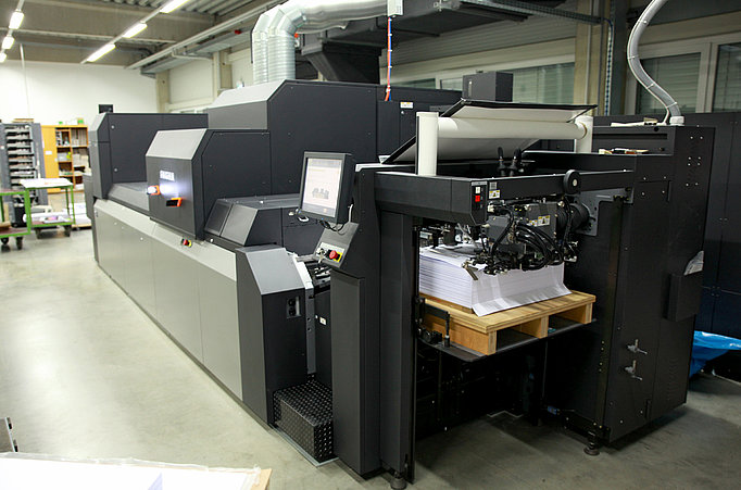 Fujifilm Inkjet Press Helps Foundation Shift From Offset To Digital Printing