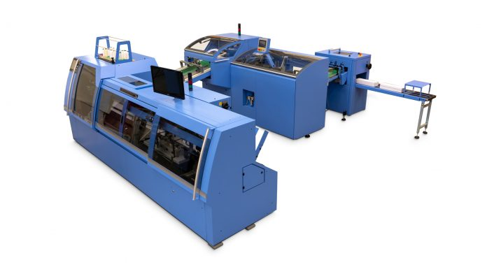 Muller Martini Announces Spine Nipping Press For Streamlining Book Blocks