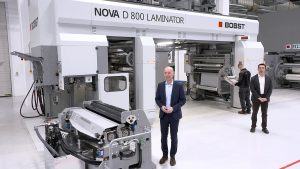 BOBST Hosts Gravure Printing And Laminating Event