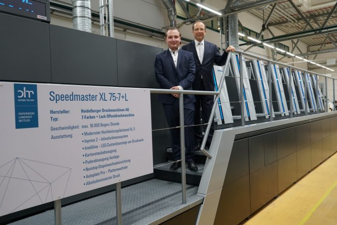 Heidelberg Expands Client Business With Printing Innovations
