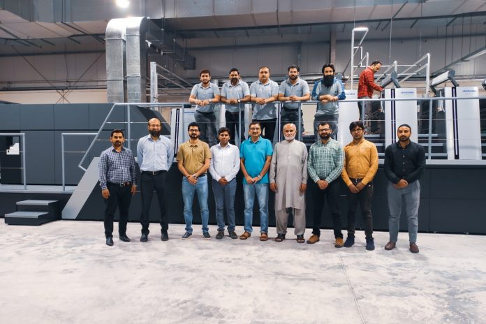 Heidelberg Installs Packaging Solutions In The Middle East