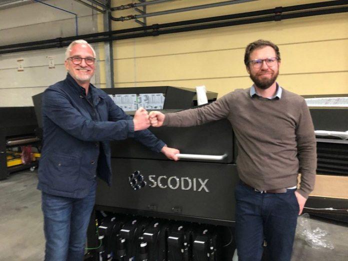 Scodix Installs Digital Enhancement Press To Support Client's Web-2-Print Services