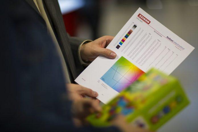 Xeikon Announces Suite Of Colour Management Tools