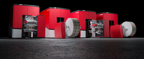 Xeikon Announces Two New Digital Label Presses