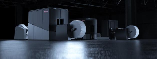 Xeikon Introduces New Digital Colour Press