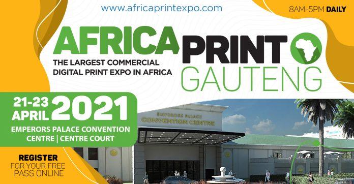 Africa Print Gauteng Expo Kicks Off Next Week