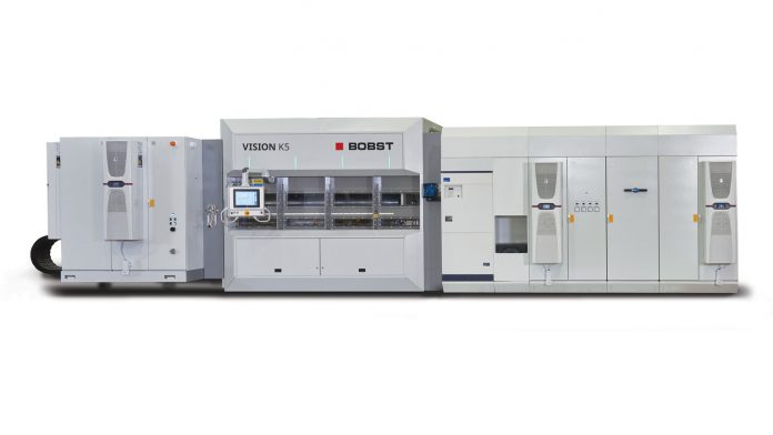 BOBST Metallizer Purchased For In-House Processing