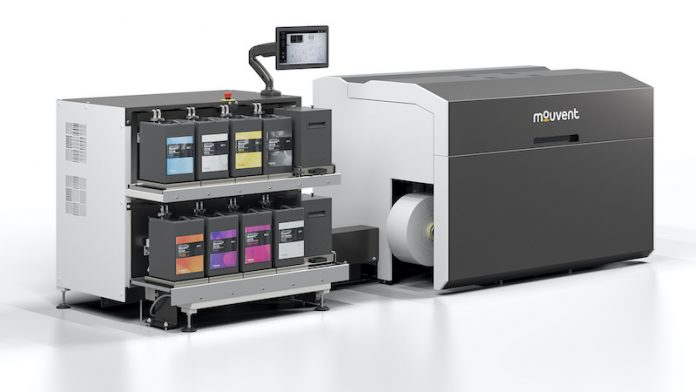 BOBST Updates Design Of Its Digital Label Press