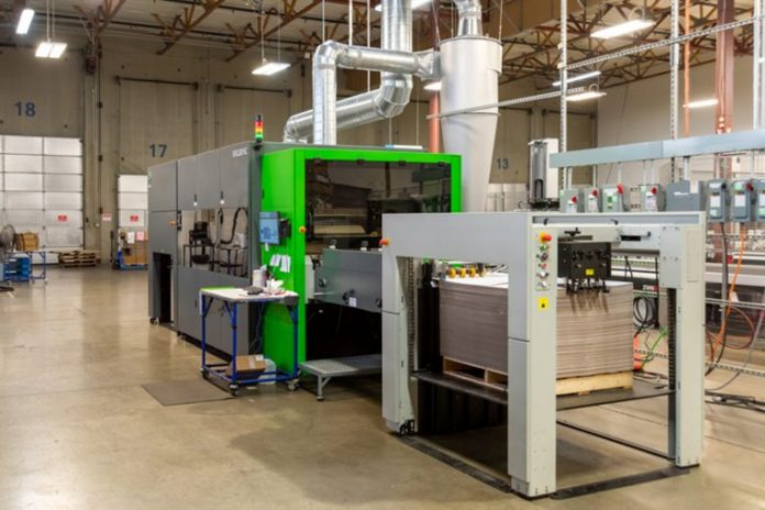 Highcon Digital Cutting And Creasing Machines Improves Production