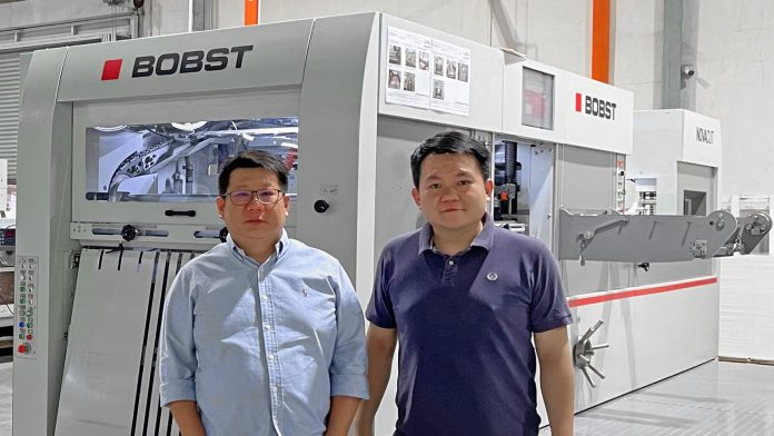 Packaging Company Anticipates Growth With BOBST Die-Cutting Solution