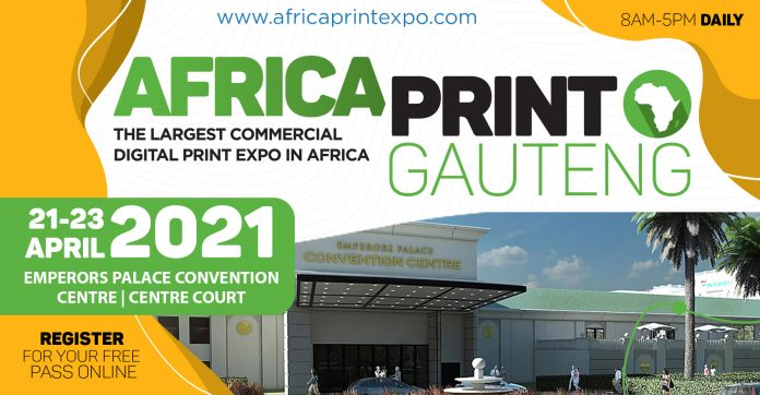 Register Now For The Africa Print Gauteng Regional Expo