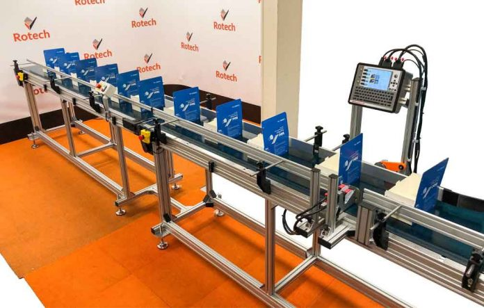 Rotech Launches New Range Of High-Quality Modular Conveyor Systems
