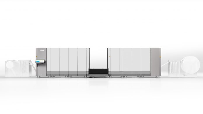 Canon Announces New Continuous Feed Inkjet Printer Series