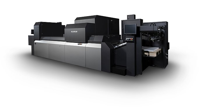 Fujifilm Announces New Inkjet Press