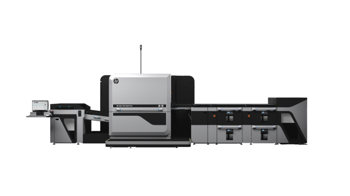 HP Reports Double Investment Of High-End Digital Printing Systems