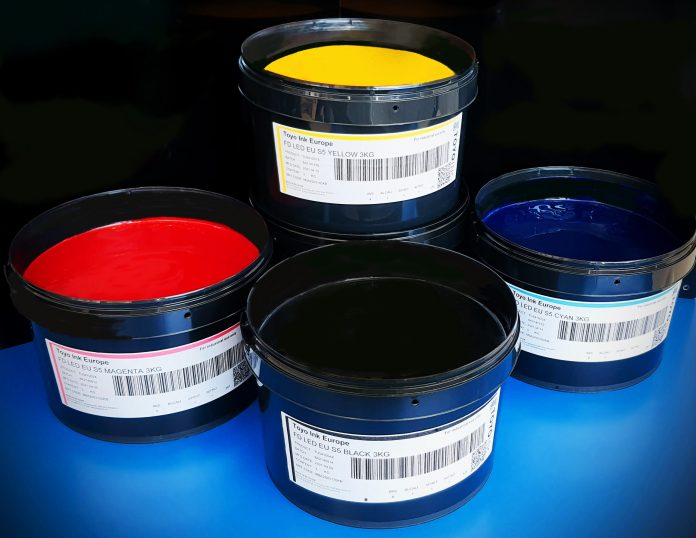 Toyo Ink's New Series Supports Commercial Printers