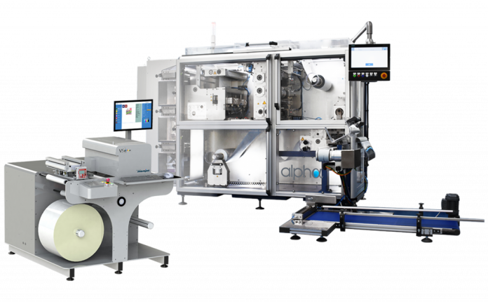 V-Shapes Launches Reel-To-Reel Printer For Packaging Applications