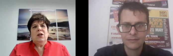 Video- Printing SA Office Manager Discusses Milestones Over 30 Year Career