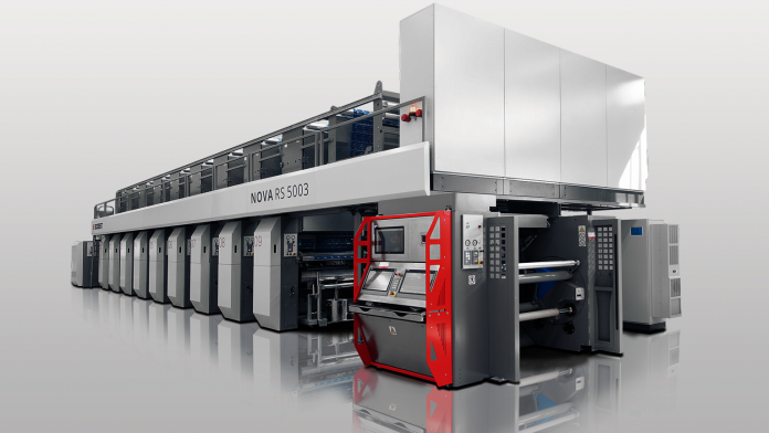 BOBST Gravure Press Replaces Former Solution