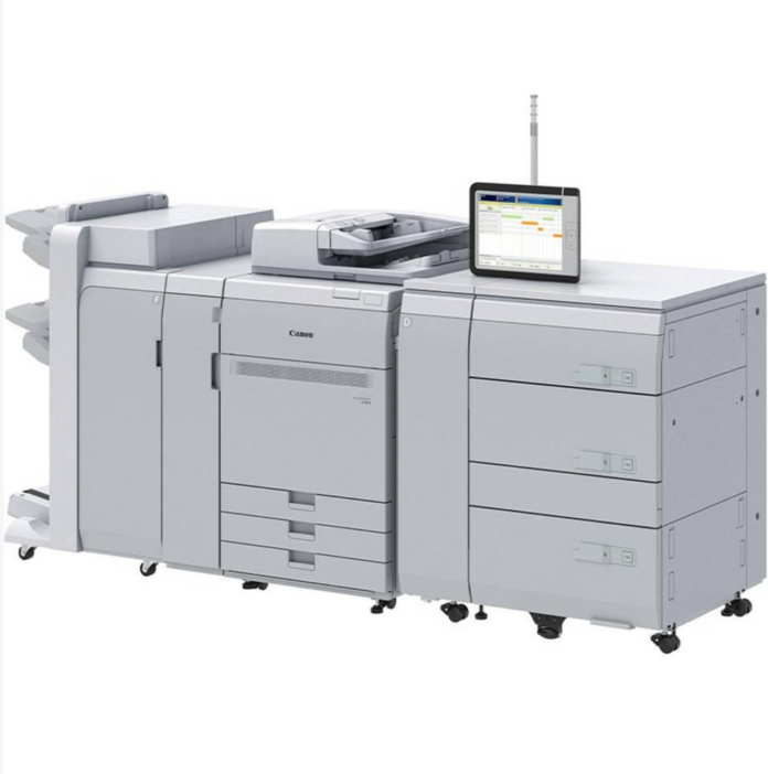 Canon Highlights Productivity And Application Diversity Of Its Printers