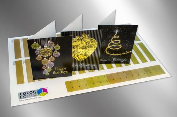 Color-Logic Expands Range Of Metallic Gold Colours