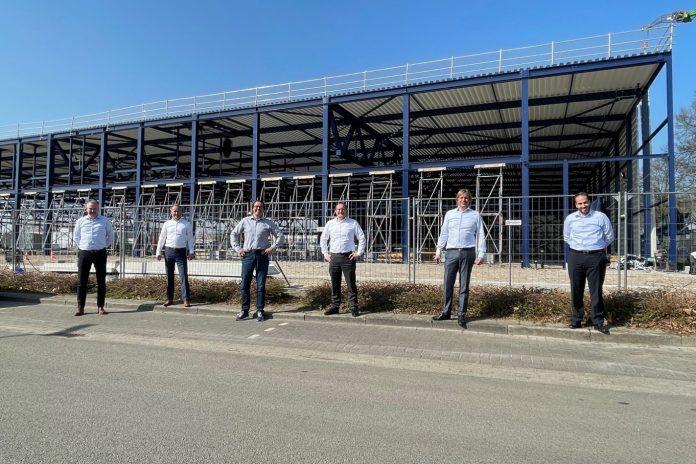 Heidelberg Announces Mass Press Installation