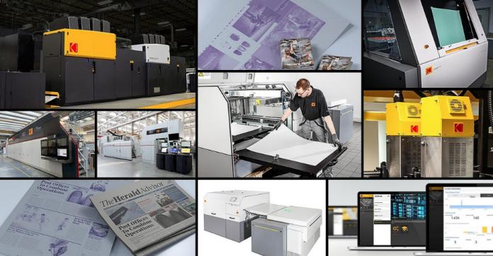 Kodak Featuring Offset, Digital And Software Solutions