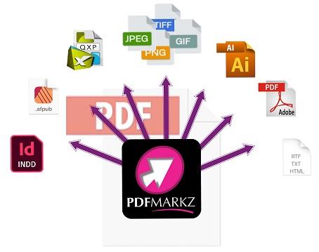 Markzware Announces Launch Of PDF Converter Application