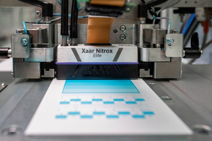 Xaar Announces Enhancements To Printhead