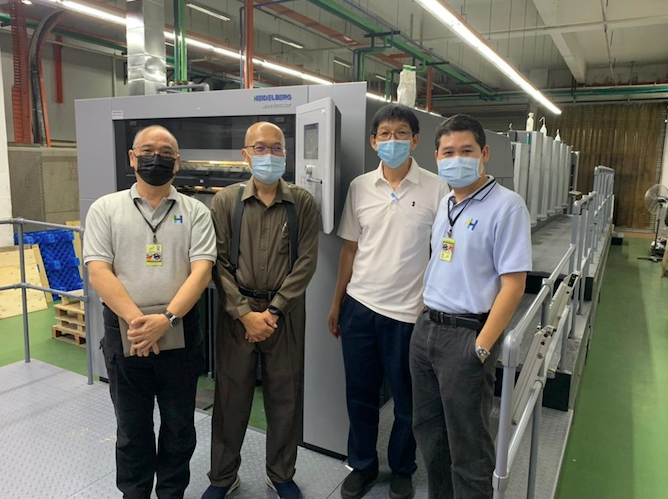 Heidelberg Customer Seizes Opportunity In Growing Packaging Market In Malaysia