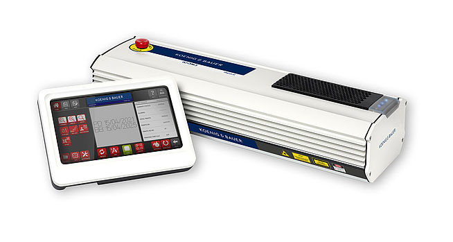 Koenig & Bauer Coding Announce Launch Of Entry Level Marking Laser