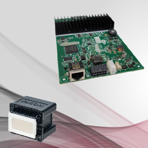 Meteor Inkjet Announces Drive Electronics And Software For Ricoh Industrial Inkjet Printhead
