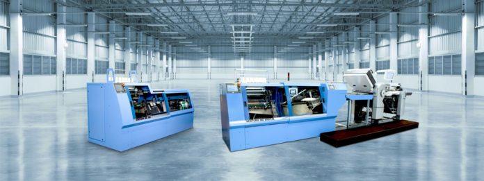 Muller Martini Book Sewing Machines Increase Production Capacity