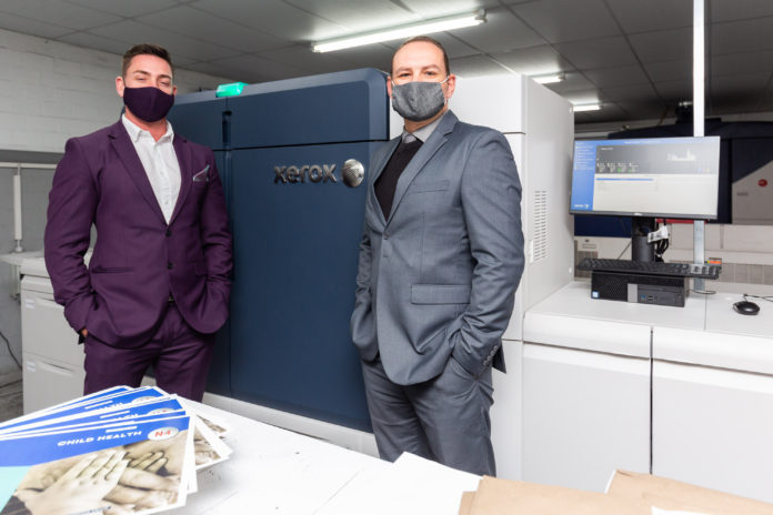 Company Upgrades Production Press Fleet With Two Xerox Iridesse Production Presses